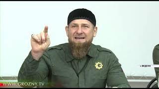 "Рамзан Кадыров представил нового командира батальона ""Юг"""