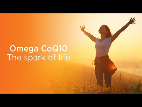 Feature Video Omega CoQ10 The spark of life