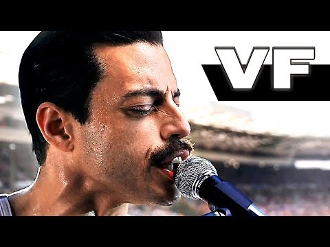 BΟHЕMIАN RHАPSΟDY Bande Annonce VF (Queen Le Film, 2018) NOUVELLE