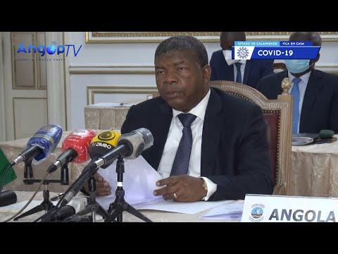 Angola assume presidência da Conferência dos Grandes Lagos
