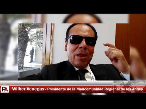 CADE 2017: Entrevista a Wilber Venegas, gobernador regional de Apurímac (I de II)