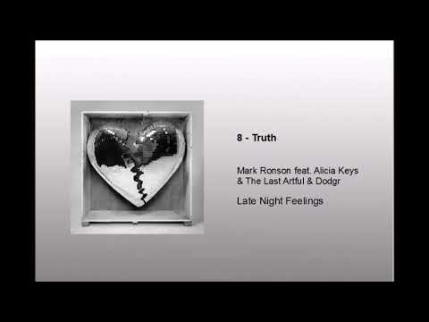 8 : Truth ( feat. Alicia Keys & The Last Artful & Dodgr )