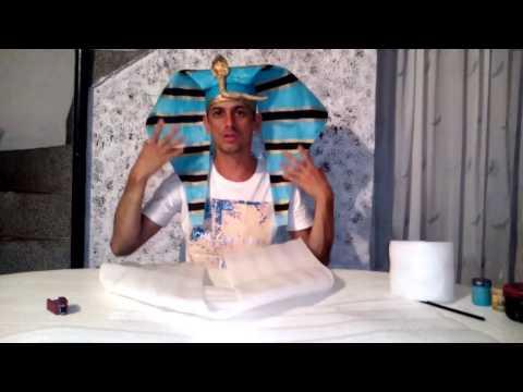 Sombrero egipcio (espuma)