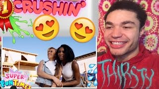 "DINAH + NORMANI ""Norminah Best Moments"" REACTION !!"