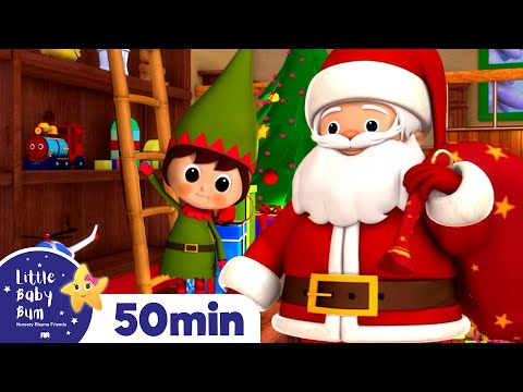 Jingle Bells | Christmas Songs | Little Baby Bum | Nursery Rhymes For Babies