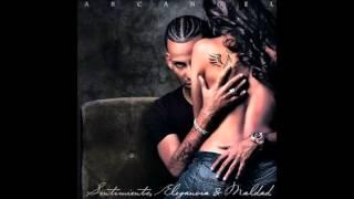 Mi otra mitad - Arcangel ft randy  (Letra oficial) (Sentimiento, elegancia y maldad)