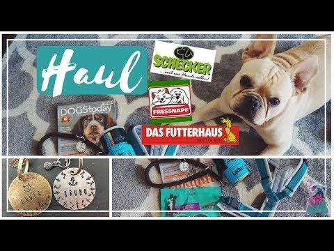 HUNDEHAUL - FRESSNAPF / SCHECKER / FUTTERHAUS...
