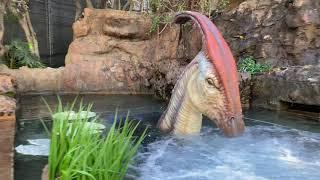 Jurassic World the Ride (Indominous Rex Is Back) Universal Studios