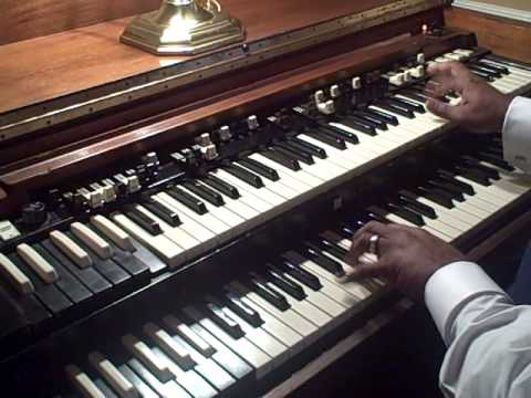 All the Things You Are - Jazz Hammond Organ