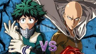 Saitama vs Izuku Midoriya. Épicas Batallas de Rap del Frikismo T2 | Keyblade