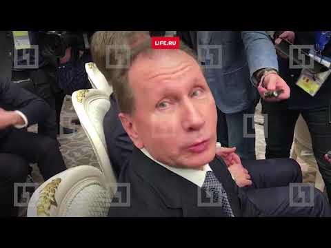 Золотов о дебатах с Навальным онлайн видео