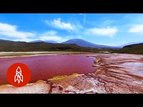 Rudé jezero