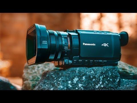 External Review Video xY38YrUzDgI for Panasonic HC-X1500, HC-X2000 4K Camcorders