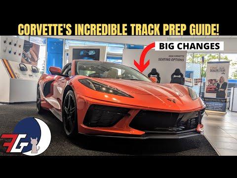 2020 C8 Corvette Track Prep GUIDE Deep Dive   Let's read between the lines...