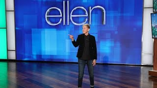 Ellen Only Wants One Thing for Christmas