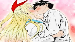 Raku & Chitoge To Kiss!?  Nisekoi Manga Ending in 2 Weeks!? ニセコイ