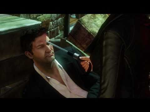 Uncharted 3: Katherine Marlowe Introduction Trailer
