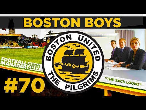 BOSTON BOYS | PART 70 | 9 POINTS, 5 GAMES | Football Manager 2019