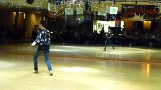 If I Had Wings Line Dance Demo @ Bay Area WWW 2013