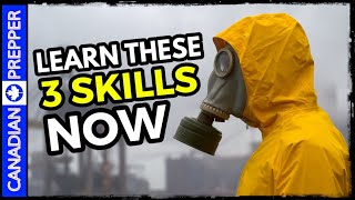 3 Survival Skills That Will Keep You ALIVE! Learn in MINUTES