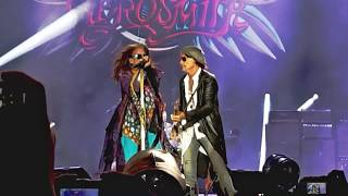 Aerosmith - Munich, Germany - #AeroVederci Baby! Tour - Let the Music Do the Talking