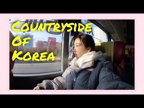 VLOGMAS DAY 6: VISITING COUNTRYSIDE OF KOREA Ft. My Grandma