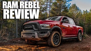 My HONEST Review of the RAM REBEL