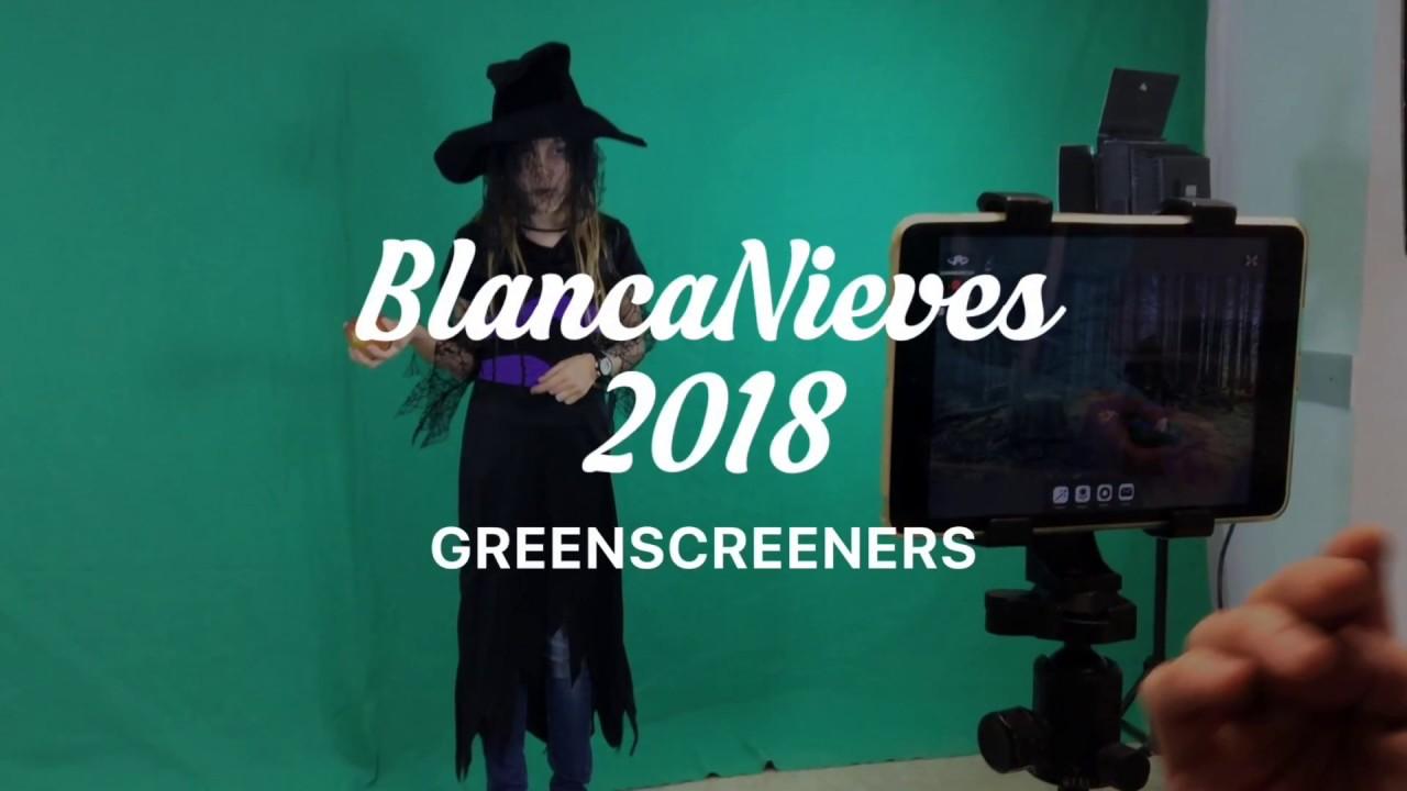 Blancanieves 2018 - Momentos del rodaje