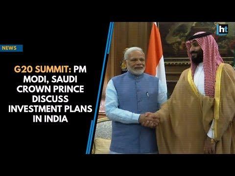 G20 Summit: PM Modi, Saudi Crown Prince discuss Saudi's investment plans in India