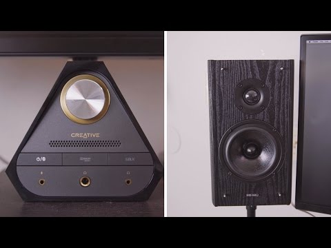 Sound Blaster X7 DAC/Amp & XM7 Speakers Review! Mp3