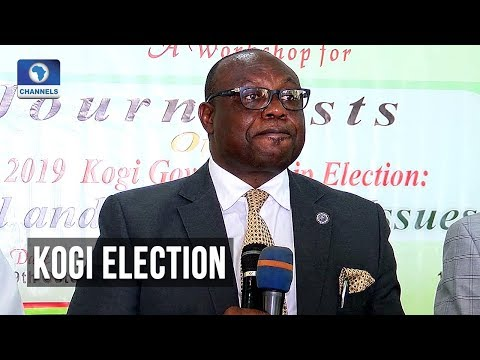 INEC Warns Journalists Against Fake News Ahead Of Kogi Election