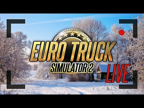 Logitech G29 + shifter - Euro Truck Simulator 2 GoPro POV