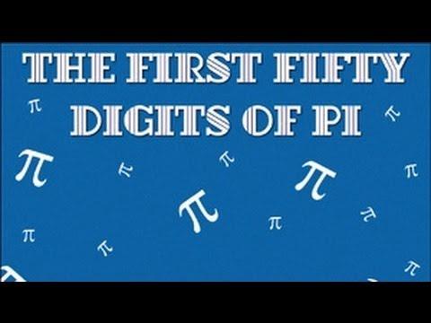 The First Fifty Digits of Pi – FULL Audio Book – by Scott Hemphill