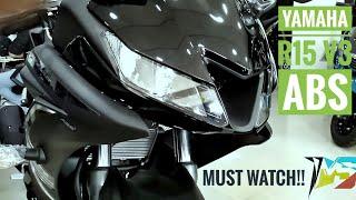yamaha r15 v3 black colour top speed - TH-Clip