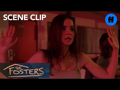 The Fosters | Season 5, Episode 1: Callie And Diamond Escape | Freeform