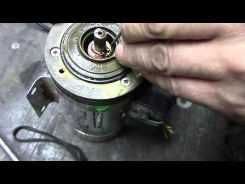 Разборка и ремонт насоса 15WBX 12