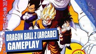Dragon Ball Z Arcade (1993) ¡Nos transformamos en Súper Saiyan con Goku!