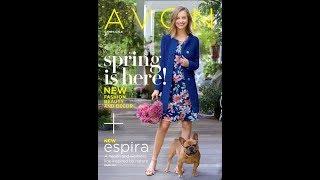 Avon Catalog Campaign 4 2018
