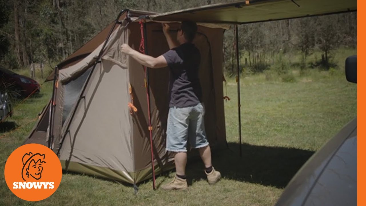 Xtender 2.5 Awning Tent