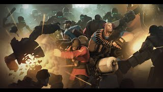 "Team Fortress 2 Играем режим ""Манн против Машин"" Эпоха провалов#1"