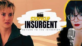 Lettura Insurgent - Capitolo 28