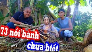 Ốc Móng Tay Úp Chảo - Bà Cụ 73 Tuổi Lần Đầu Tiên Biết Món Này   Son Duoc Vlogs