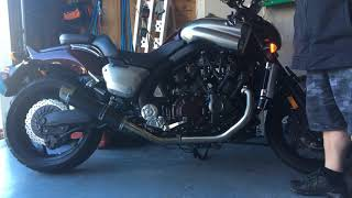 yamaha vmax 1700 exhaust - Free video search site - Findclip Net