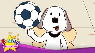 [Thích] Tôi thích bóng đá. Hãy chơi bóng đá. - Dễ dàng thoại