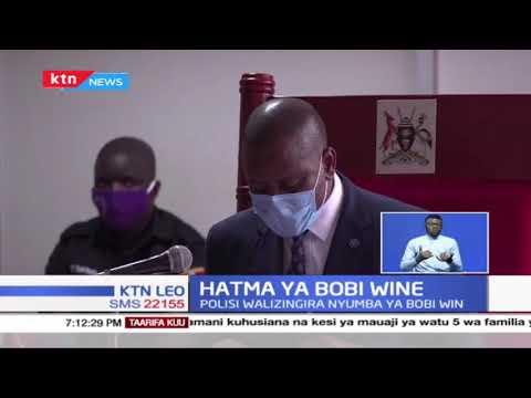 Hatma ya Bobi Wine: Mahakama kuu ya Uganda yaamuru polisi kuondoka nyumbani kwake Bobi Wine