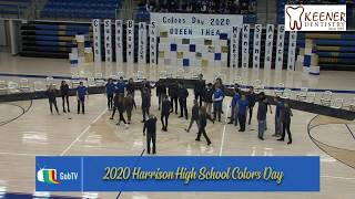 HHS Colors Day Assembly 2020