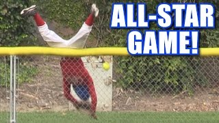 MOST AMAZING ALL-STAR GAME EVER! | On-Season Softball Series