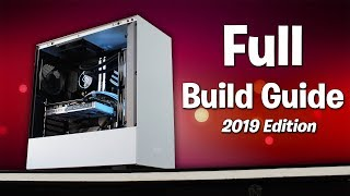 How To Build A Gaming PC (2019)   FULL Beginners Guide