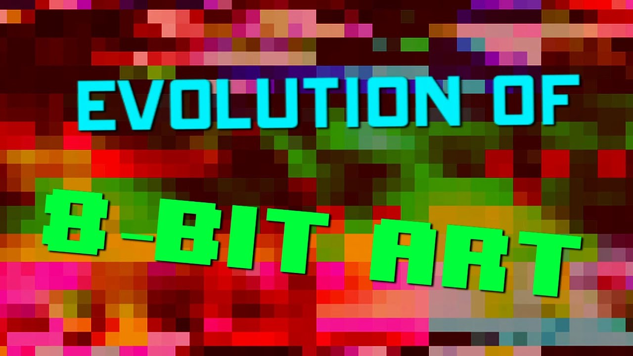 The Aesthetics And Culture Of 8-Bit Art