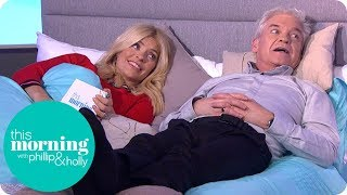Holly and Phillip Have Given Up and Do the NTA Gossip While Lying in Bed | This Morning